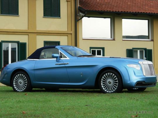2008 Pininfarina Rolls-Royce Hyperion