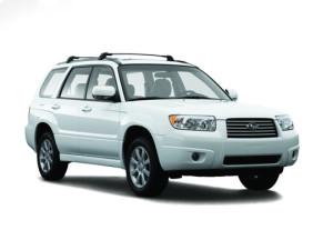 2007 Subaru Forester Sports