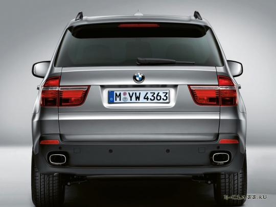 2009 BMW X5 Security